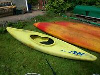 juniopr kayak