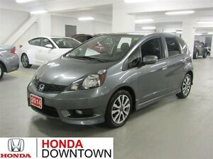 2014 Honda Fit Sport, CLEAN CARPROOF!