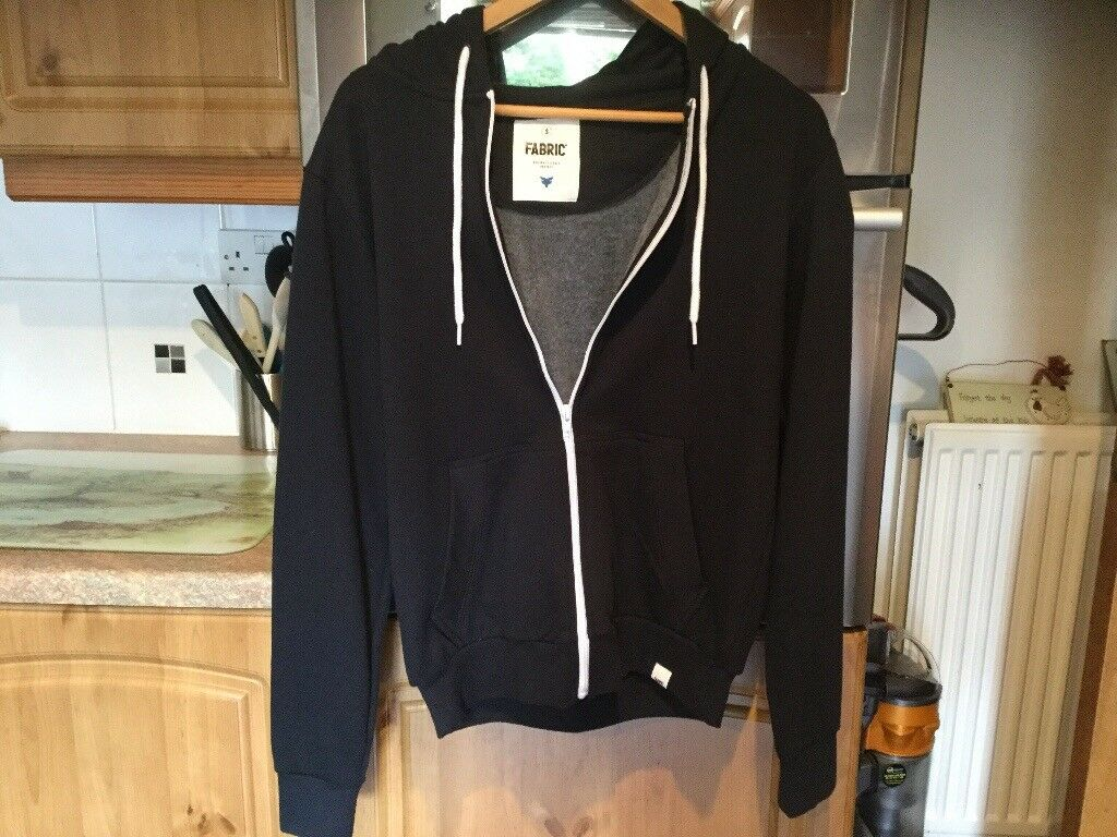USC FABRIC fleece lined hoodie size small about 38/40. Wardrobe find. BRAND NEW NO TAGS SORRY.