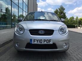 Kia Picanto FULL S/H £30 Tax