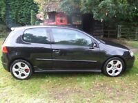 VOLKSWAGEN GOLF 2.0 GTI.. FSI 2006 MOT TO MARCH 2019