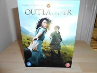 DVD Outlander Complete Season 1