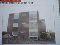Spacious 2 double bed G/F Flat with garage in sought after Snowdon Road Fishponds