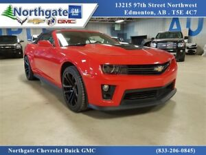 2014 Chevrolet Camaro ZL1, Supercharged, Automatic, Convertible