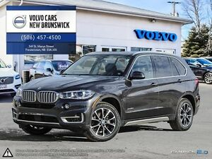 2015 BMW X5 XDRIVE 35D! DIESEL! PREMIUM ENHANCED PKG!