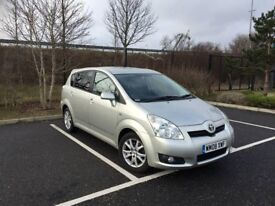 2008 TOYOTA VERSO 1.8 PETROL 7 SEATERS