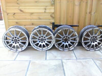 wolfrace prolite alloy wheels