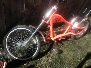 Chopper. Style bike very rare, less then 50 made