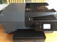 HP Officejet Pro 6830 wireless print scan fax copy