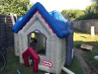 little Tikes - inflatable Victoria Playhouse