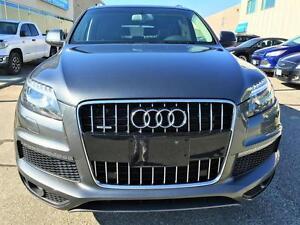 2010 Audi Q7 S-LINE/TDI