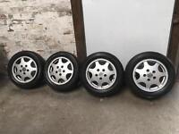 Porsche D90 wheels