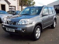 2006 nissan x-trail 2.2 diesel, low miles, motd march 2018 good history 2 owner from new nice jeep