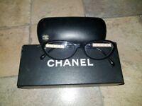 Vintage Style Women Eyewear Frames Genuine Chanel : 3220 C501-52