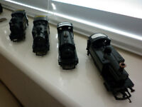 HORNBY OO GAUGE LITTLE ENGINES ALL REWORKED £15 EACH IN PLYMOUTH AREA NICE RUNNERS