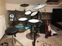 Roland td-11 v12 drum kit **was £1295 new**