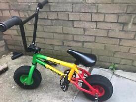 BMX rocker bike