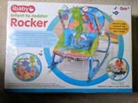 Ibaby rocker