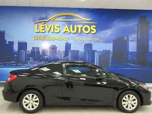 2012 Honda Civic LX BLUETHOOTH FULL ÉQUIPE 123600 KM !