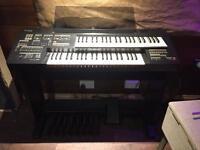 Yamaha Electone HC-2 Electric Organ/Keyboard