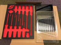 Snap On Screwdriver And Spanner Inserts