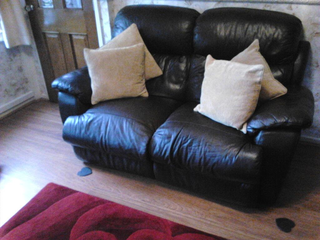 Superb Csl Leather Sofas In Sheffield South Yorkshire Gumtree Inzonedesignstudio Interior Chair Design Inzonedesignstudiocom