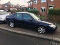 *AUTOMATIC*2002 52 plate Saab 9-5 2L turbo