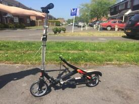 Space scooter Pro for older children