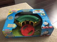Thomas and Friends Tidmouth Sheds in box Take and Play