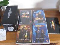 Dr Who Series 1-4 Box Set