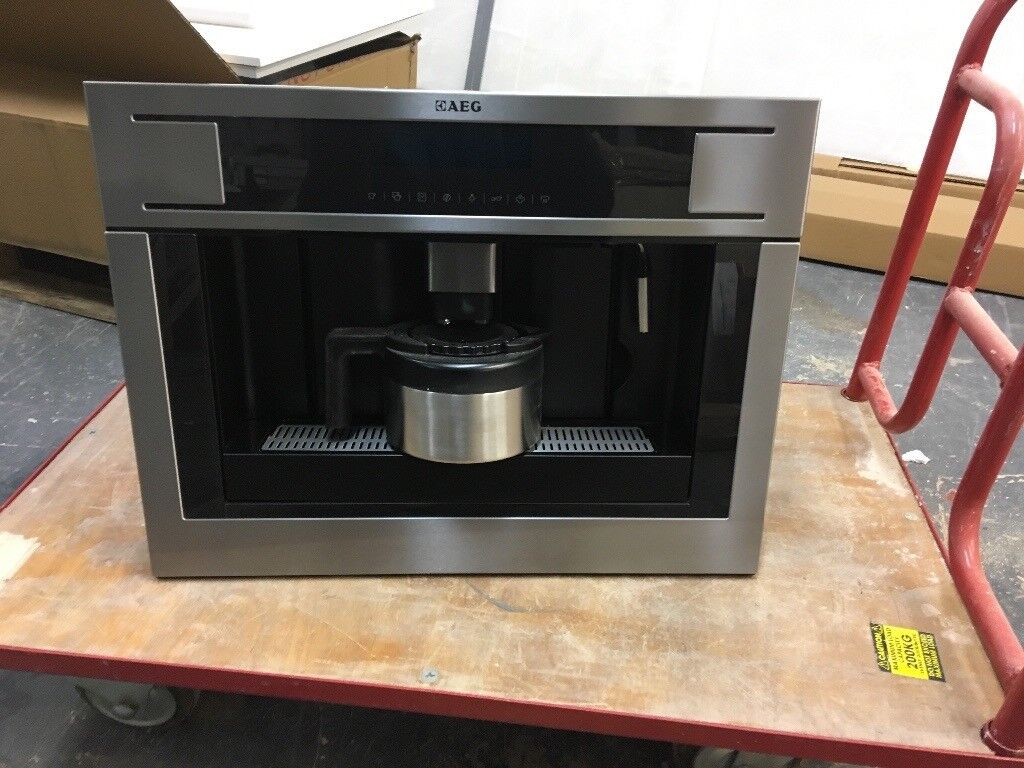 Aeg Built In Coffee Machine Ex Display In Swinton Manchester Gumtree