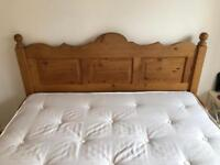 King Size Bed Frame - no mattress