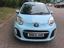 image for 2016 CITRION C1 PETROL 1.0 3 DOORS MANUAL LOW MILES WITH 12 MONTHS MOT