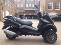 Piaggio MP3 250cc, In good condition, low mileage!