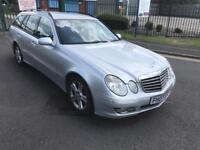 Mercedes e220 Cdi advangrade 2007 07 plate auto leather seats heated seats parking sensors