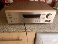Onkyo av amplifier 7.1 output good condition all working