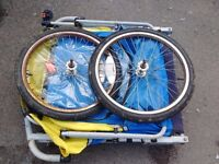 Trail-A-Tot Bike Trailer