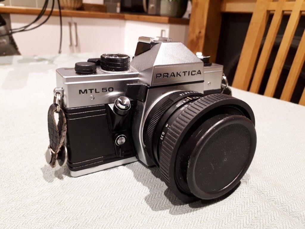 Spiegelreflex kamera praktica mtl pho kaufen auf ricardo