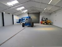 TO LET Industrial warehouse storage workshop unit