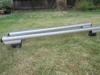 Roof bars for BMW touring