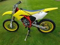 Suzuki RMZ 250 not RM KX KTM YZ
