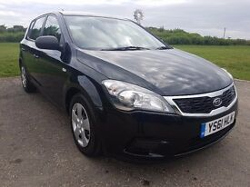 KIA Cee'D 1.6 CRDi 1 5dr 3 MONTHS WARRANTY Clean Car, £3850