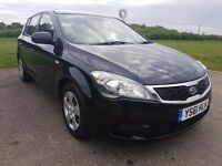 KIA Cee'D 1.6 CRDi 1 5dr 3 MONTHS WARRANTY Clean Car, £3850