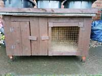 Rabbit hutch guinea pig ferrets hutch for sale