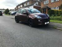 L@@K 2016 66 REG VAUXHALL ADAM 1.4 UNLIMITED WITH 800 MILES, YES ONLY 800 MILES