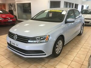 2017 Volkswagen Jetta 1.4 TSI Trendline+/location disponible!!!!