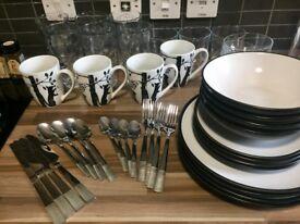 Kitchenware and Crockery Sets