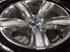 """20"""" Dodge Ram 1500 Rims and Tires"""