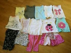 18-24 mth girls summer bundle