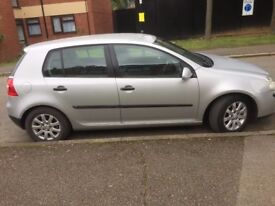 VW GOLF 05 MANUALL LIMITED EDITION FULLY LOADED F/S/H LOW MILEAGE EXCELLENT CONDITION INSIDE AND OUT